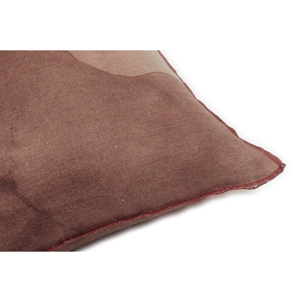 COUSSIN ENCRE RECT 42X70 SEPIA